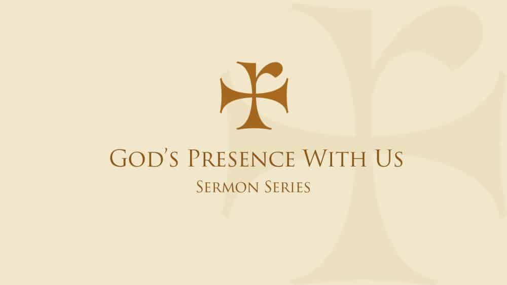 """Message: """"God's Presence in Our Presence With Each Other"""" from Ewan"""